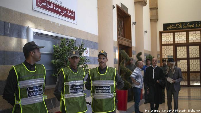 Marokko Sale Urteil im Prozess um Ermordung skandinavischer Touristinnen