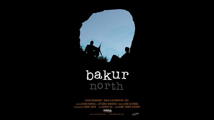 The poster for the documentary film 'Bakur'