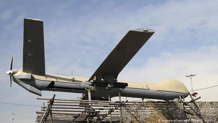 Iranische Drohne Shahed-129