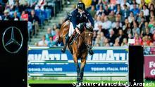 CHIO Aachen Pferdesport Springen - Peder Fredricson