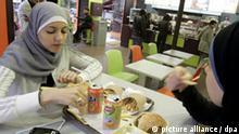 Halal Nahrung in Frankreich
