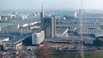 Messegelände in Hannover