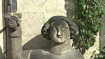 Figur in Quedlinburg