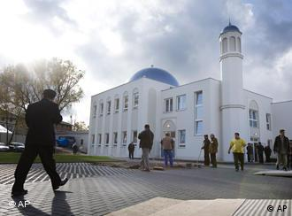 Moschee nou construită într-un cartier din Berlin