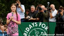 Fridays for Future Protest in Berlin Greta Thunberg