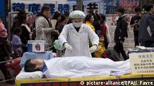 Hongkong Falun Gong Heilpraktiker