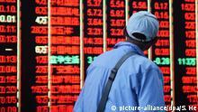 China Shanghai Börse
