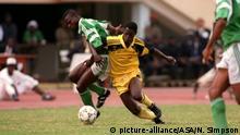 Fußball Afrika-Cup 1992 - Elfenbeinküste - Ghana