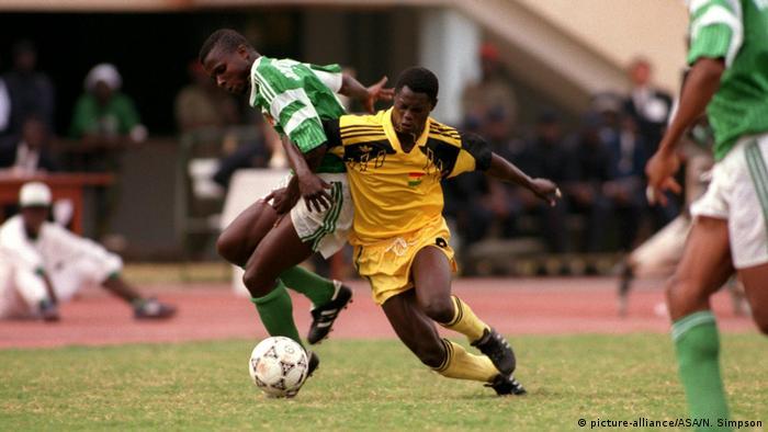 نهائيات لا تنسى في تاريخ بطولة أمم إفريقيا
