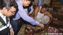 Lebensmittelverfälschung in Bangladesch