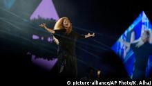 Saudi-Arabien Konzert Janet Jackson in Dschidda