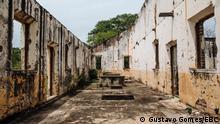 Konzentrationslager für Landbevölkerung in Ceará, Brasilien, 1932,