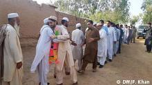 Wahlkampf im pakistanischen Khber Distrikt nahe der Grenze zu Afghanistan