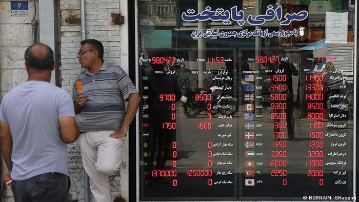 Dollarpreis Iran