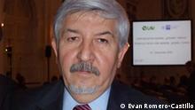 Osvaldo Rosales Villavicencio Wirtschaftskommission für Lateinamerika und die Karibik