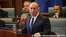 Kosovo | Regierungsschef Ramush Haradinaj tritt zurück