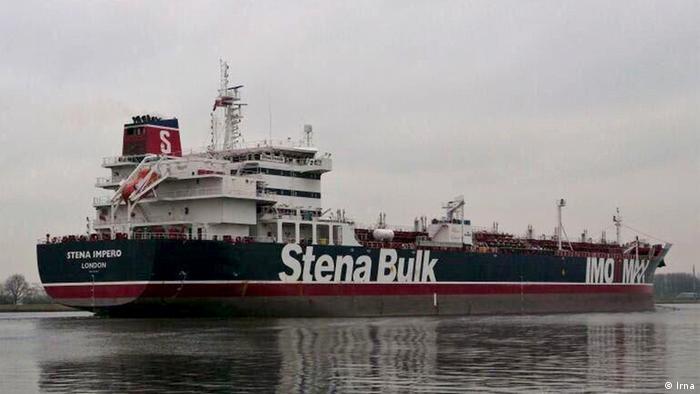 Iran setzt britischen Tanker in der Straße von Hormus fest