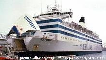 Estonia-Untergang | Gericht entlastet Meyer Werft