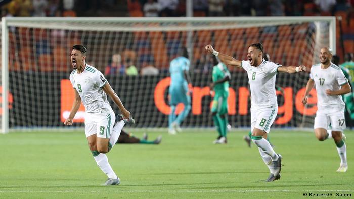 Afrika-Cup 2019 Finale   Algerien - Senegal