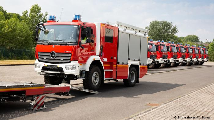 Special trucks have been deployed ahead of the 2019 summer period