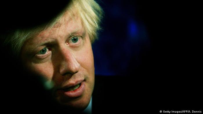 Großbritannien | Boris Johnson 2006 (Getty Images/AFP/A. Dennis)