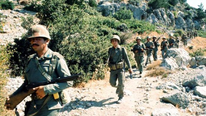 Zypern | Türkischen Militärintervention vom 20. Juli 1974