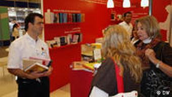 Buchmesse Guadalaja, Mexiko (Foto: Holger Ehling)
