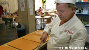Suppenküche der Magdeburger Tafel