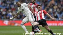 Fußball | La Liga | Real Madrid v Athletic Bilbao