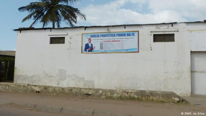 Como cogumelos: Igrejas proliferam em Moçambique