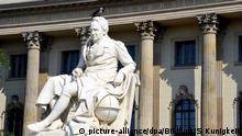 Deutschland | Senat tagt in Humboldt-Universität