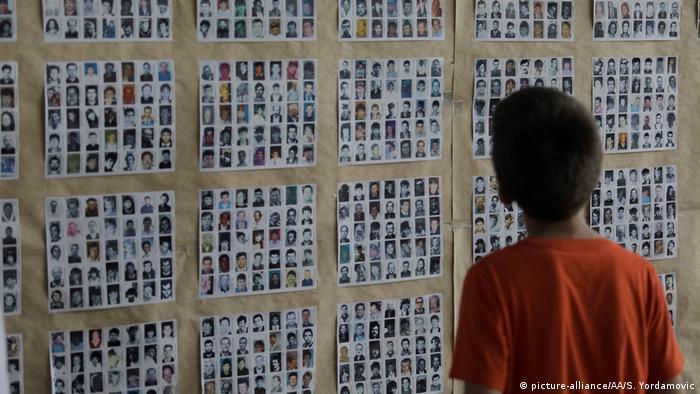 Fotografije nekih od žrtava na području Prijedora