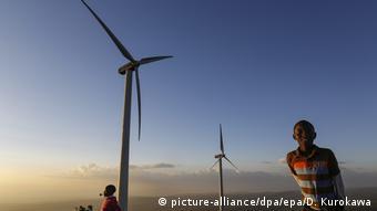 Kenya   Windkraft