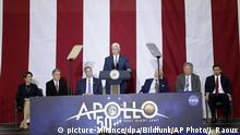 USA | 50 Jahre Mondlandung