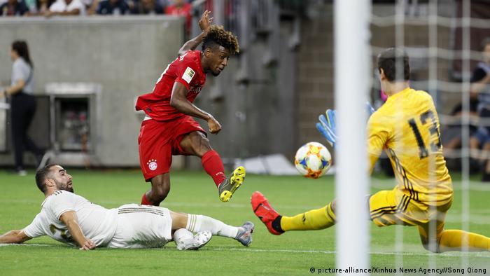 Fußball Freundschaftsspiel | FC Bayern München vs Real Madrid