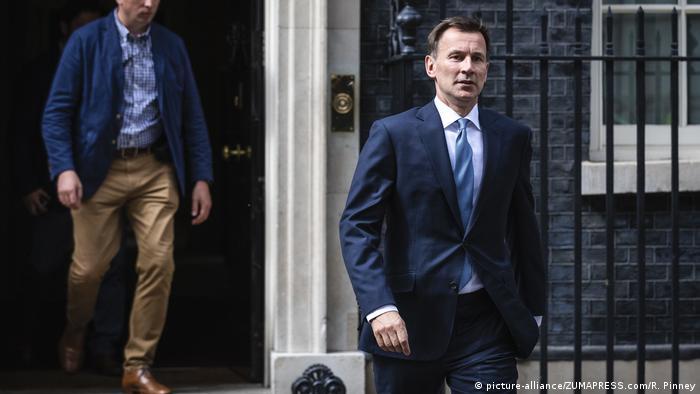 UK Iran Krisis | Außenminister Jeremy Hunt