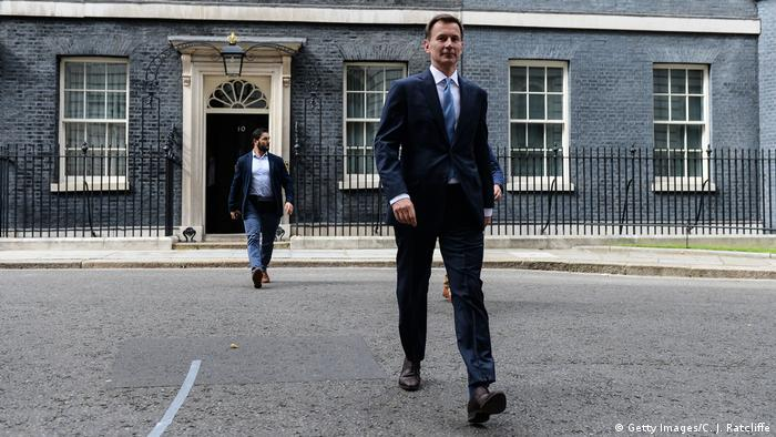 UK Iran Krisis | Außenminister Jeremy Hunt (Getty Images/C. J. Ratcliffe)
