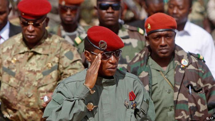 Guineas Machthaber Camara