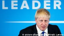 Duell um die Downing Street - Boris Johnson (picture-alliance/dpa/PA Wire/D. Lawson)