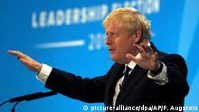 Duell um die Downing Street - Boris Johnson