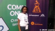 Angola Luanda   Startup Weekend - Vanda de Oliveira, Organisatorin