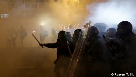 Hongkong | Proteste (Reuters/T. Siu)