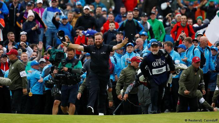 Golf   Shane Lowry   The Open Championship 2019 - Day Four - Royal Portrush Golf Club (Reuters/J. Cairnduff)