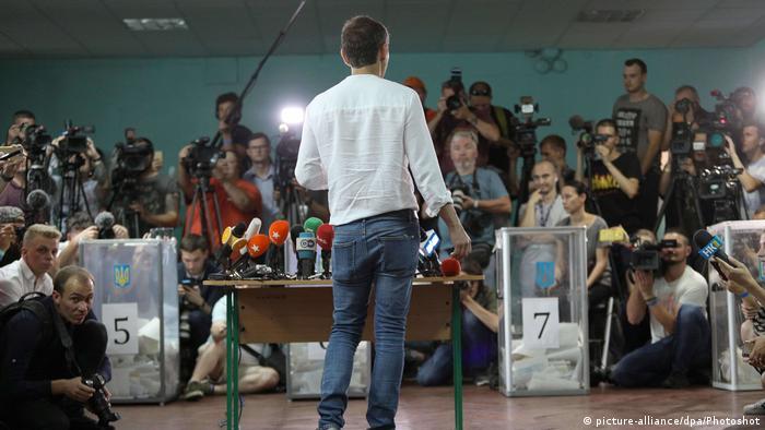 Рішення Вакарчука залишити партію Голос стало відправною точною для конфліктів у політичній силі