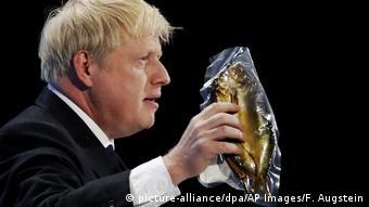 Un pescado como argumento.