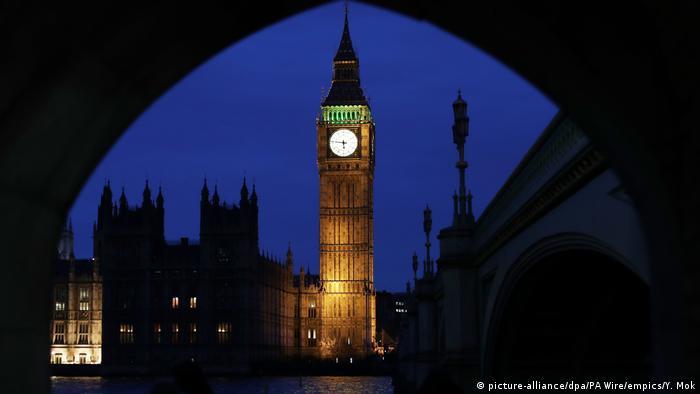 Großbritanien | London | Big Ben | Houses of Parliament