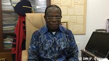 Modeste Bahati Lukwebo Politiker in der Demokratischen Republik Kongo
