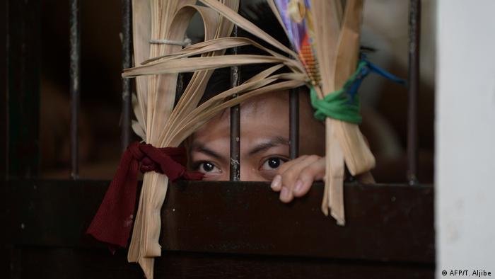 Kinderheim Missbrauch Philippinen (AFP/T. Aljibe)