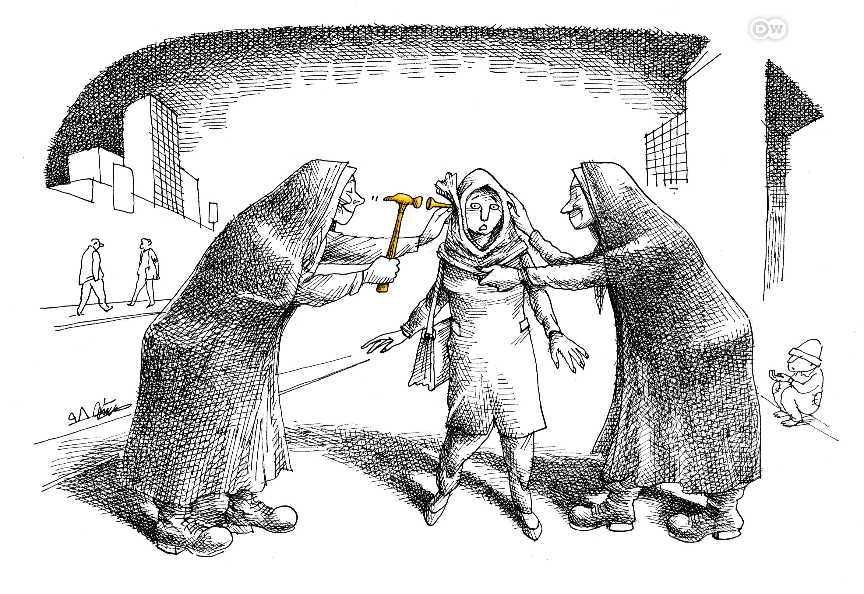 کارتون از مانا نیستانی