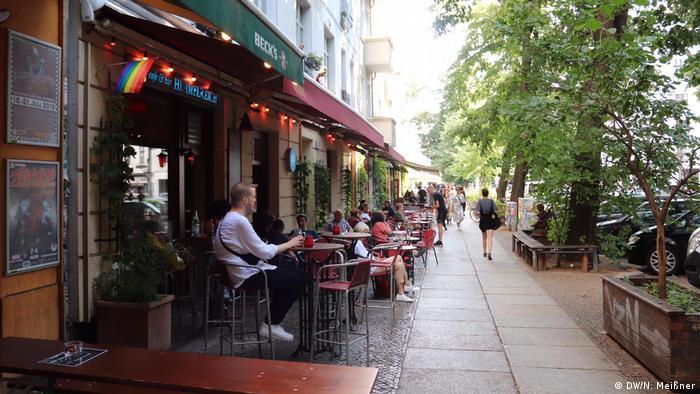 Bar Himmelreich in Berlin